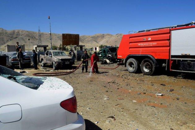 Afghanistan: double attentat pendant la campagne électorale, au moins 26 morts