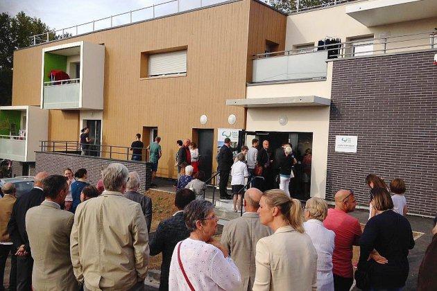 Crèche et immeubles : inaugurations en série à Montville