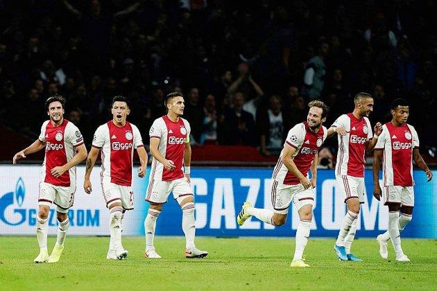 C1: impuissant, Lille se fait balayer par l'Ajax Amsterdam