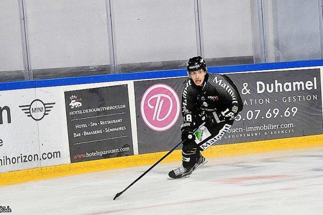 Hockey : les Dragons s'imposent dans le derby au bout du suspense