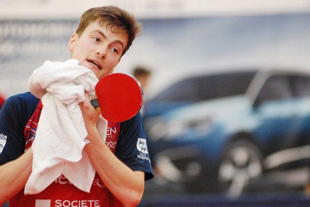 Tennis de table (Pro A) : Battu à Morez, Caen ne revient pas bredouille