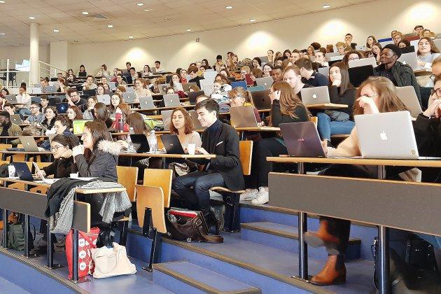 Les nouveautés de la rentrée 2019 à l'Université de Rouen