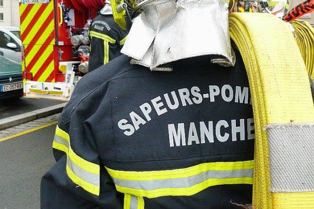 Manche : deux personnes relogées après un incendie dans leur maison