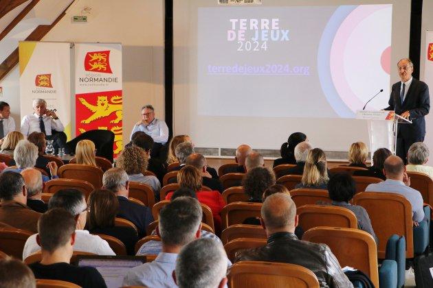 JO 2024 : en premier plan, la Normandie lance une plateforme en ligne