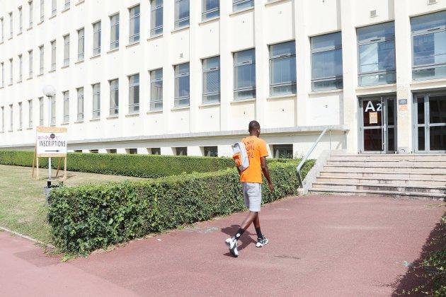 Université de Caen : santé, droit, Staps et psycho toujours au top