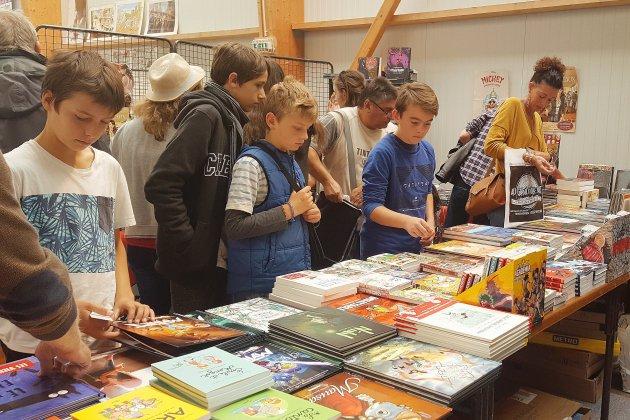 En 2019, le festival de la BD Normandiebulle célèbre le Marsupilami