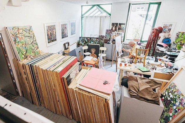 180 artistes ouvrent leurs ateliers dans la Métropole de Rouen