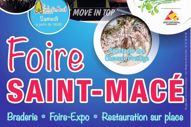 3 jours defoire Saint-Macéà Saint-James (50)