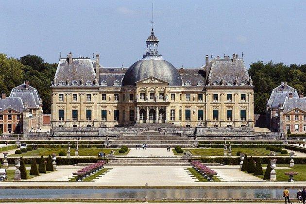 Séquestration au château: deux millions d'euros envolés à Vaux-le-Vicomte