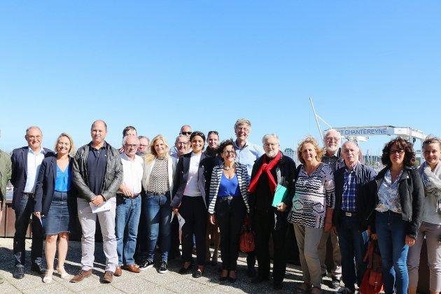 """Municipales: Sonia Krimi lance son mouvement """"Citoyens dans la ville"""" à Cherbourg"""
