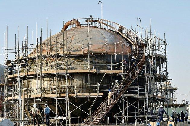 L'Arabie saoudite dévoile les dégâts sur ses installations pétrolières