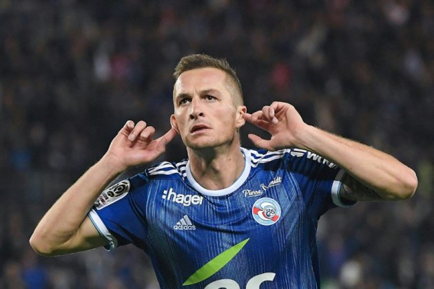 Ligue 1: Strasbourg renverse Nantes, qui manque la première place