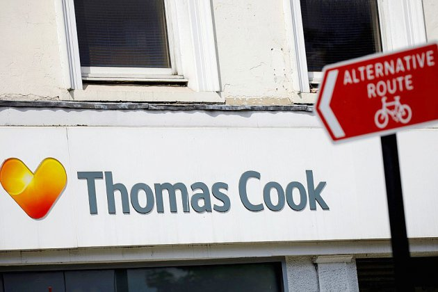 Journée cruciale dimanche pour Thomas Cook au bord de la faillite