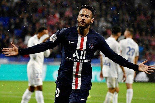 L1: en super-héros, Neymar a porté le Paris SG vers la victoire