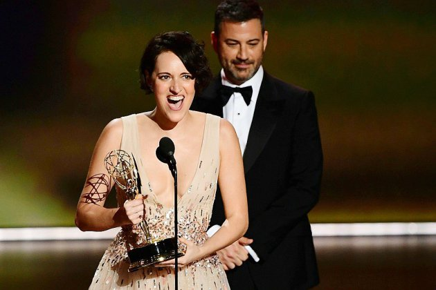 "71e Emmy Awards: ""Fleabag"" crée la surprise, baroud d'honneur pour ""Game of Thrones"""