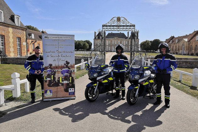 Alençon. Moins d'accidents sur les routes: l'Europe se mobilise. Et vous…?