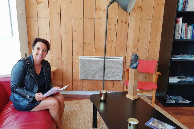 Le Havre: rentrée de la sénateur Agnès Canayer