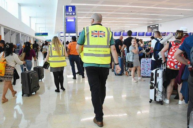 Thomas Cook: 10% des touristes britanniques rapatriés, les dirigeants dans le collimateur