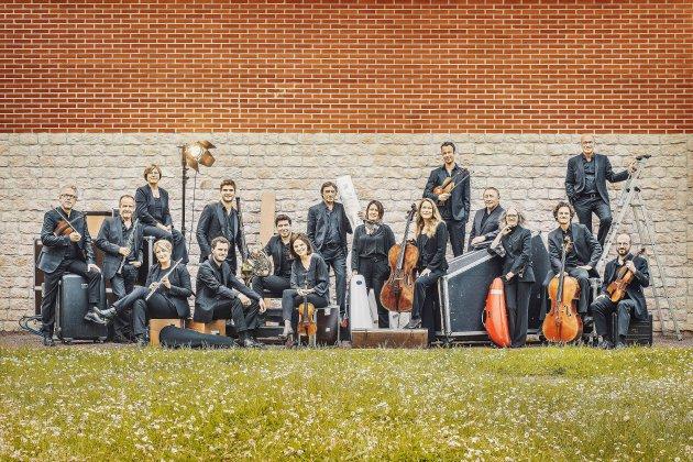 Orchestre régional de Normandie: 80 artistes célèbrent Mozart