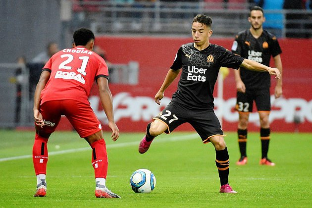 Ligue 1: Marseille accroché par la lanterne rouge Dijon 0-0