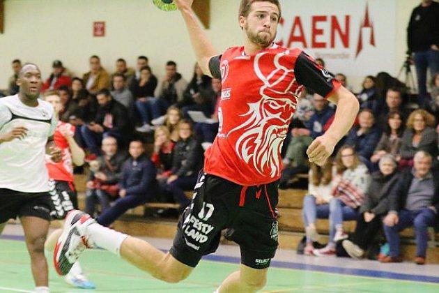 Handball (N1M): Caen perd Nyls Breysacher, touché au genou