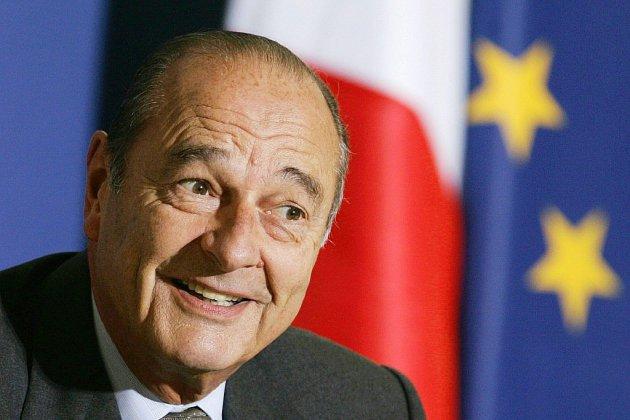 L'ancien président Jacques Chirac est mort