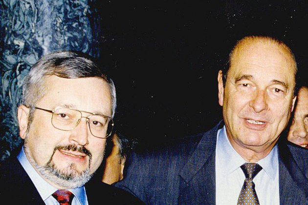 Alençon. Décès de Jacques Chirac: l'ancien député de l'Orne, Yves Deniaud, perd un ami