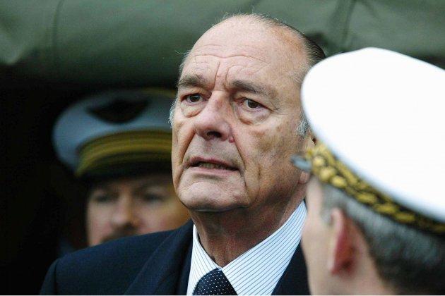 Condoléances du Pape François pour le décès de Jacques Chirac