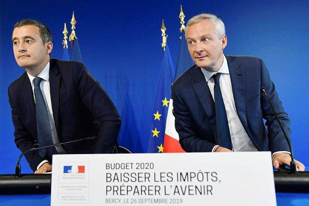 """Un budget 2020 sur fond de """"gilets jaunes"""" et de ralentissement mondial"""