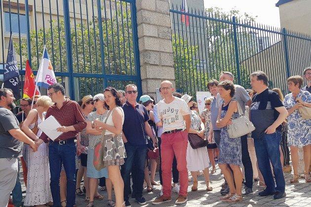 Finances publiques de l'Orne: boycott du CHSCT et manifestation