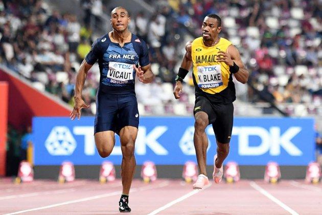 Mondiaux d'athlétisme: une formalité pour Vicaut, Gatlin et Coleman