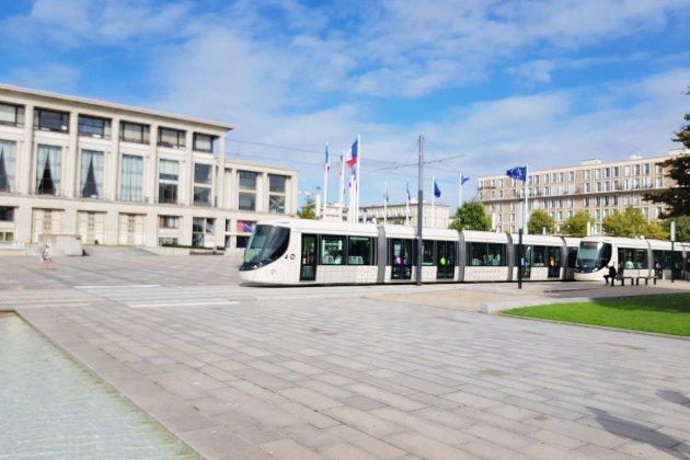 Le Havre: gratuité des transports en commun lors des pics de pollution