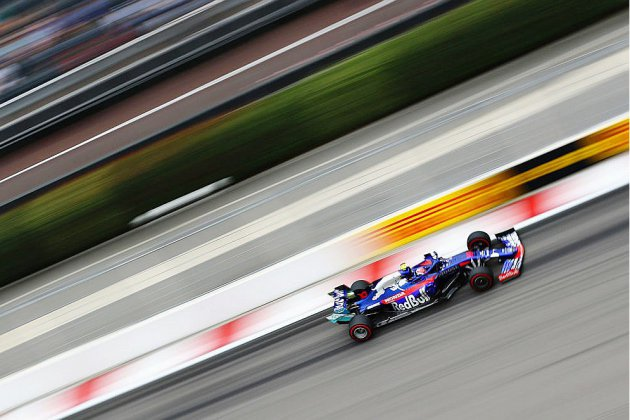 Formule 1 : Gasly réussit ses qualifications en Russie