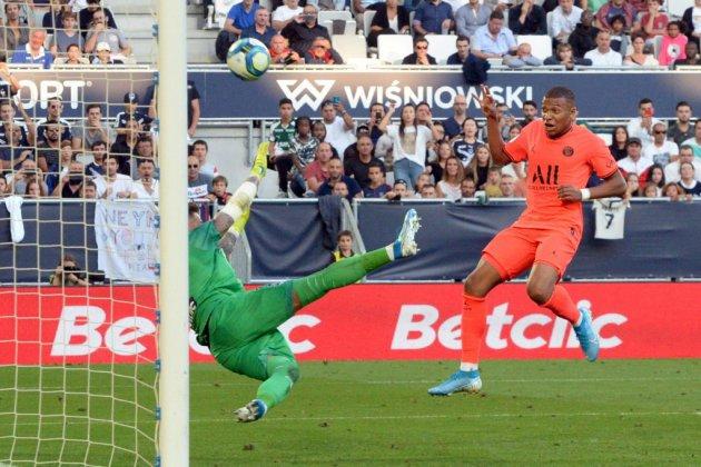 L1: grâce à Neymar et Mbappé, Paris s'impose 1-0 à Bordeaux et reprend la tête