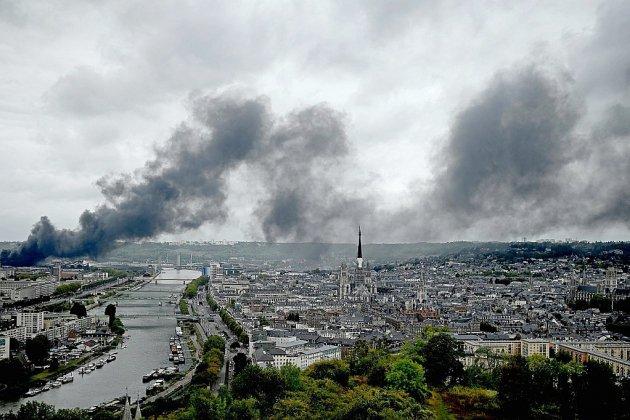 Incendie de Lubrizol : les Hauts-de-France sont aussi touchés