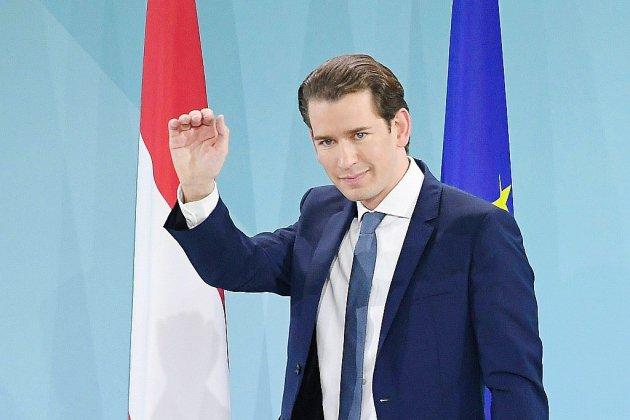 L'Autrichien Sebastian Kurz triomphe en solitaire et cherche des partenaires