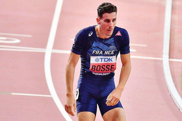 Mondiaux d'athlétisme: la sinistrose continue pour les Bleus