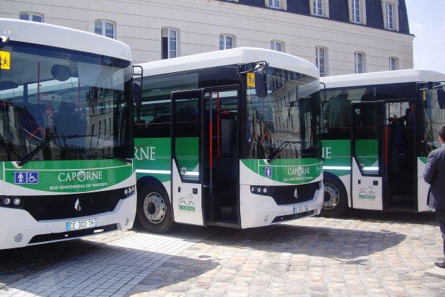 Orne: la gendarmerie contrôle les bus scolaires