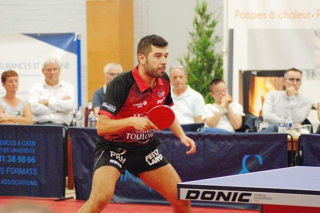 TennisdeTable-ProA. Départ idéal pour Caen !