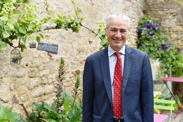 Cotentin: le président de l'agglomération Jean-Louis Valentin se retire de la vie politique