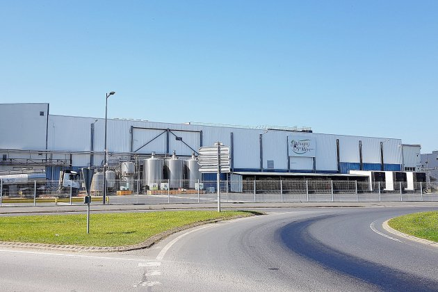 Lait en poudre: Isigny-Sainte-Mère recrute 150 personnes