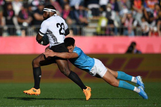 Mondial de rugby: les Fidji presque pour l'honneur face à la Géorgie