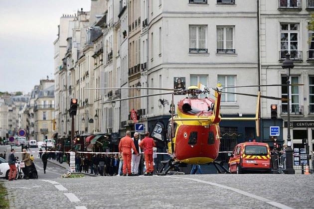 Attaque à la préfecture de police de Paris: des policiers tués, l'auteur abattu