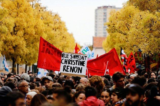 Rassemblements en France après le suicide de la directrice d'école de Pantin