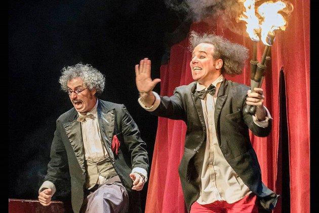 The crazy Mozarts: les virtuoses du rireen spectacle près de Rouen
