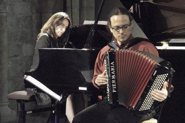Tango, entre liberté et passiongrâce à l'ensemble Octoplus près de Rouen