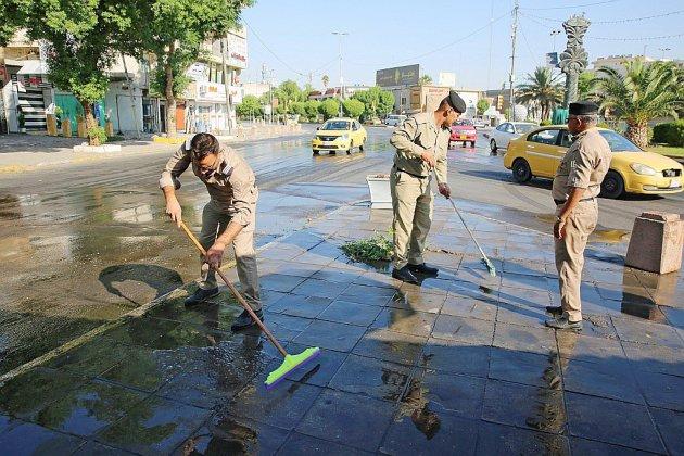 Irak: Bagdad sous forte tension après des violences sanglantes, levée du couvre-feu