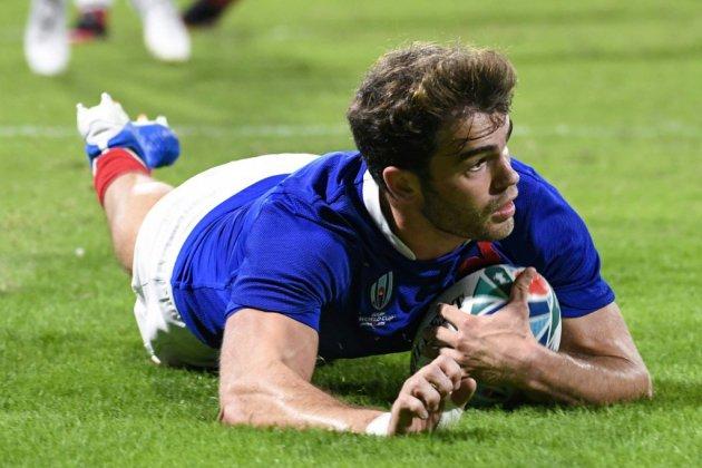 Mondial de rugby: le XV de France bat les Tonga et va en quarts de finale