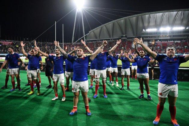 Mondial de rugby: le XV de France prend le quart face aux Tonga