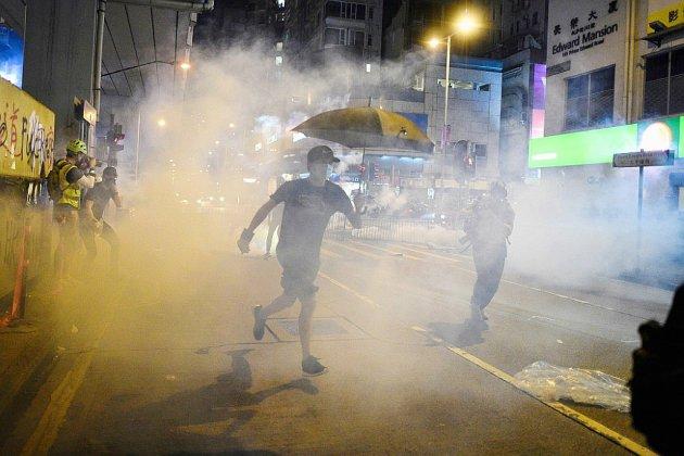 Hong Kong: le gouvernement envisage de limiter l'accès à internet